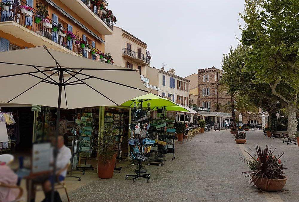 Cavalaire oder Le Lavandou